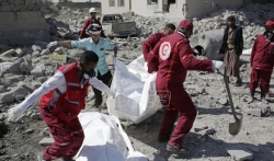 Crveni krst: Više od 100 poginulih u bombardovanju u Jemenu