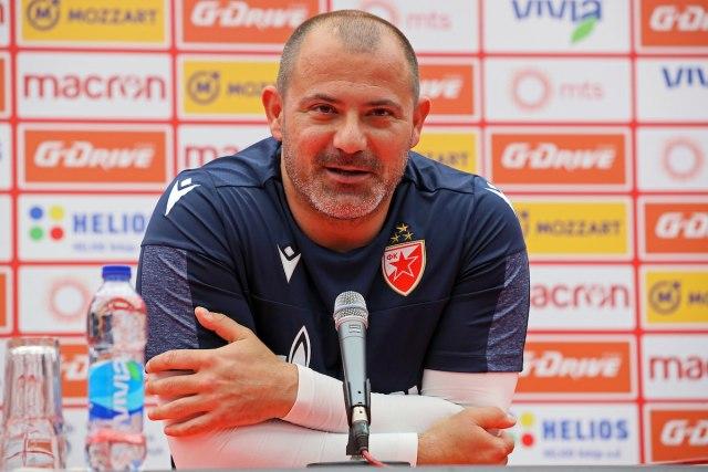 Crveno-beli se okupili; Stanković otkrio da je došlo do promene plana