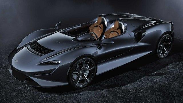 Čudo aerodinamike: McLaren bez vetrobranskog stakla, a ne kvari frizuru VIDEO
