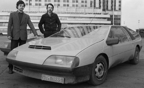 Čudo neviđeno u sovjetskoj garaži: Superautomobili ruskog pronalazača