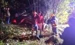 Čudom preživeo stravičan udes: Izašao iz potpuno smrskanog automobila nepovređen (VIDEO)
