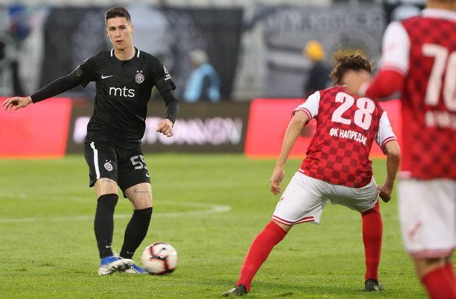 Čuka uz rame sa Zvezdom i Partizanom? Dolazak Pantića je dokaz!