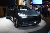 Cupra u Frankfurtu predstavila svoj prvi električni automobil FOTO