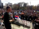Ćuta pozvao premijerku Brnabić na TV duel zbog njene izjave nakon ekološkog protesta