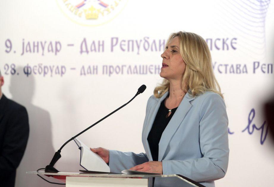Cvijanović: Migrantska kriza je mnogo dublji problem