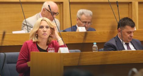 Cvijanović: Opozicija imala nameru da TERORIŠE VEĆINU