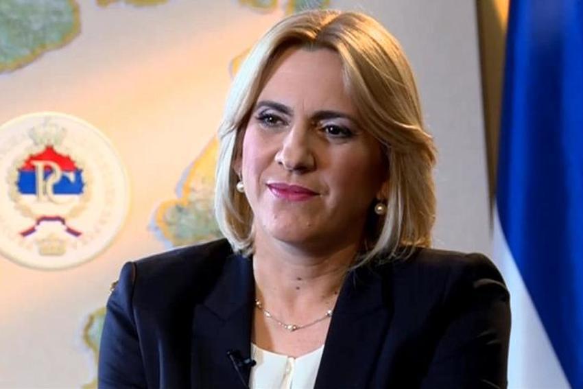Cvijnovićeva se hvali: Srpska imala najmanje otpuštenih za vrijeme pandemije