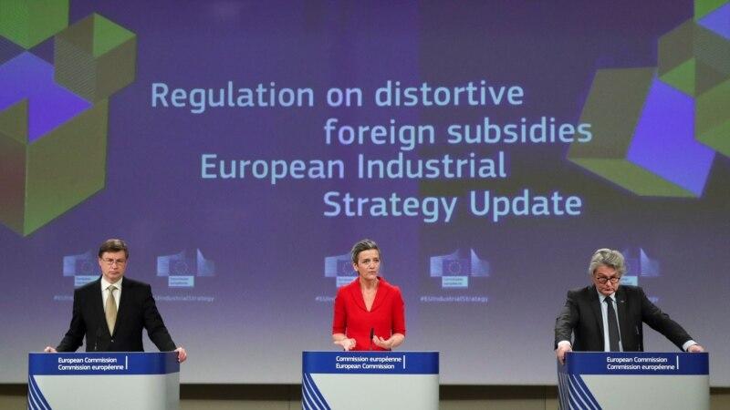 Čvršći stav EU prema Kini preko pravila o državnim subvencijama