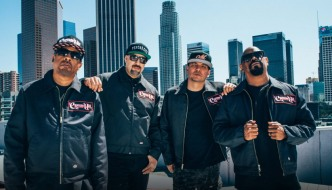 Cypress Hill i Amelie Lens headlineri Sea Stara