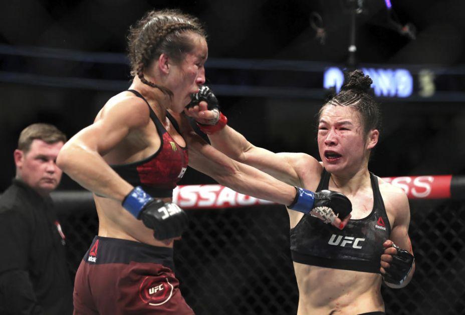 DA LI BISTE JE PREPOZNALI? Pogledajte kako danas izgleda Poljakinja kojoj je lice DEFORMISANO u borbi veka UFC-a! FOTO