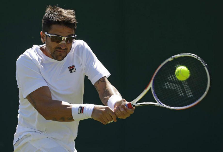 DA LI JANKO RANO ZA PENZIJU? Tipsa počistio prvog nosioca turnira i 12. tenisera sveta na svom oproštajnom turniru!