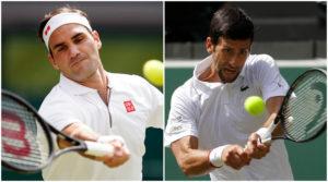 """DA LI JE """"KRALJ TRAVE"""" STVARNO KRALJ? Ko je, zapravo, bolji u međusobnim duelima NA VIMBLDONU, Đoković ili Federer?"""