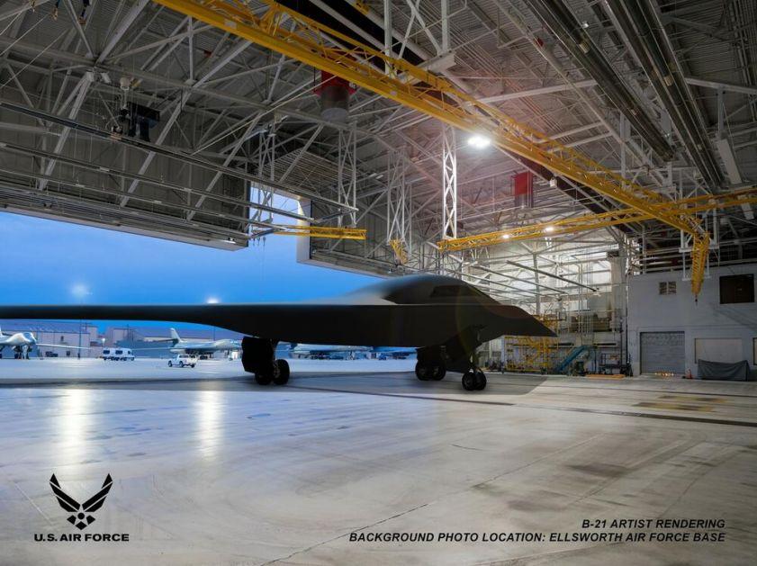 DA LI JE NOVI AMERIČKI BOMBARDER NAJGORI KOŠMAR RUSIJE: Mediji u SAD o karakteristikama B-21 Rejdera, stelt aviona! VIDEO