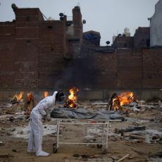 DA LI JE SVET NAPUSTIO INDIJU: Države se zatvaraju zbog korone, slike katastrofe sve užasnije (FOTO)