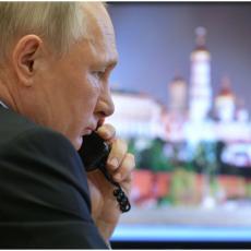 DA LI JERMENI GUBE RAT: Dogorelo do nokata, Pašinjan moli Putina za pomoć