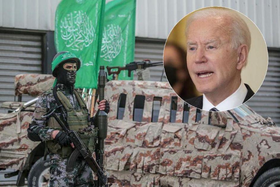 DA LI USPAVANI DŽO POMAŽE HAMASU: Kako teroristička organizacija testira novog predsednika SAD i šta očekuje? VIDEO
