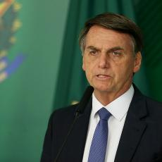 DA SE JA PITAM STRPAO BIH SVE TE BUDALE U ZATVOR: Bolsonaro psuje, preti i namerava da učini jednu opasnu stvar (VIDEO)