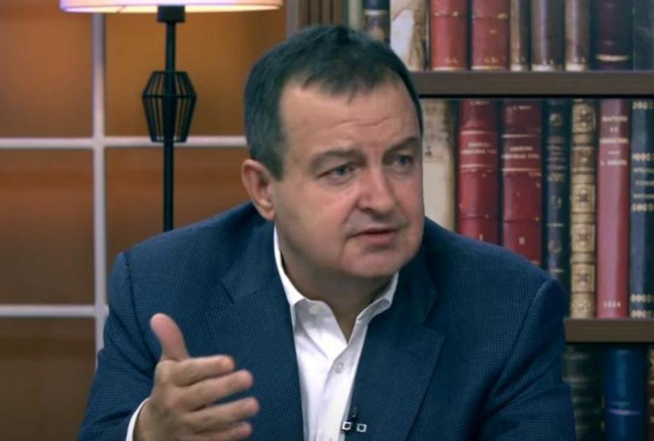 DAČIĆ O ŠKUNDRIĆU: Vladimir nije član SPS, svako ko krši zakon, mora da snosi posledice
