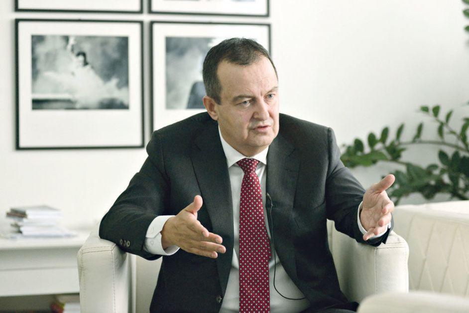 DAČIĆ: Tači traži da Beograd prestane sa povlačenjem priznanja