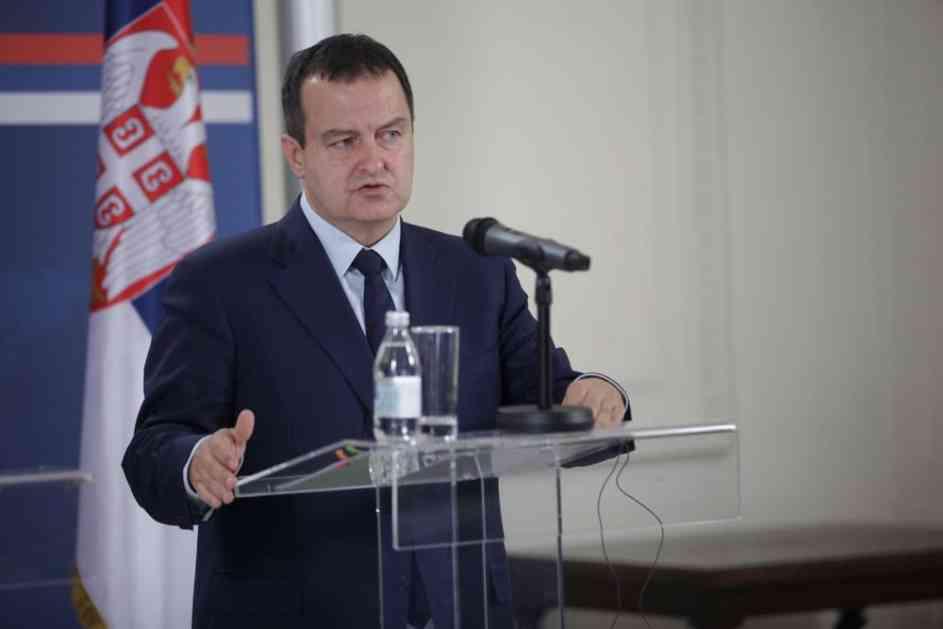 DAČIĆ UPOZORIO NA KOSOVSKI BLICKRIG: Moguć je napad na sever uz stranu pomoć