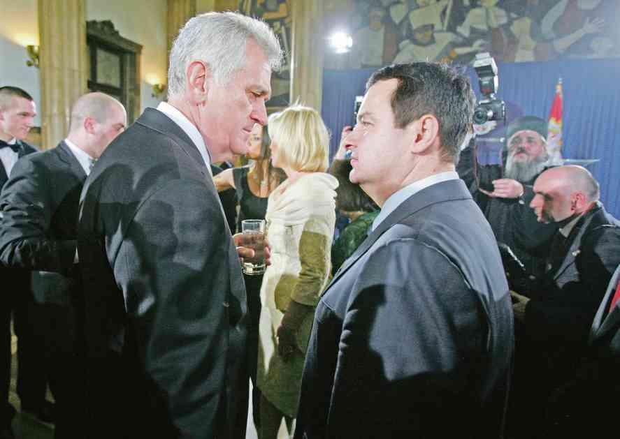 DAČIĆ ZALEPIO EKSPREDSEDNIKA: Tomo, ti si štetočina! Ako je crkva vodila državu,bnšta nam je trebao takav predsednik?!