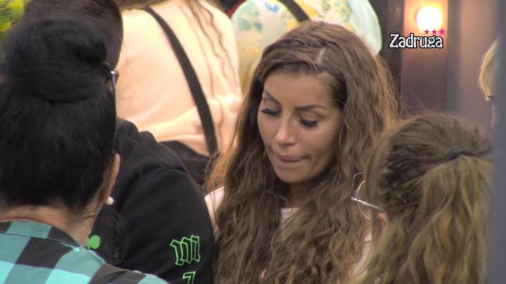DALILA SE GUŠILA U SUZAMA: Zaplakala nakon svađa sa Miljanom, Ognjen Amidžić odmah reagovao! (VIDEO)