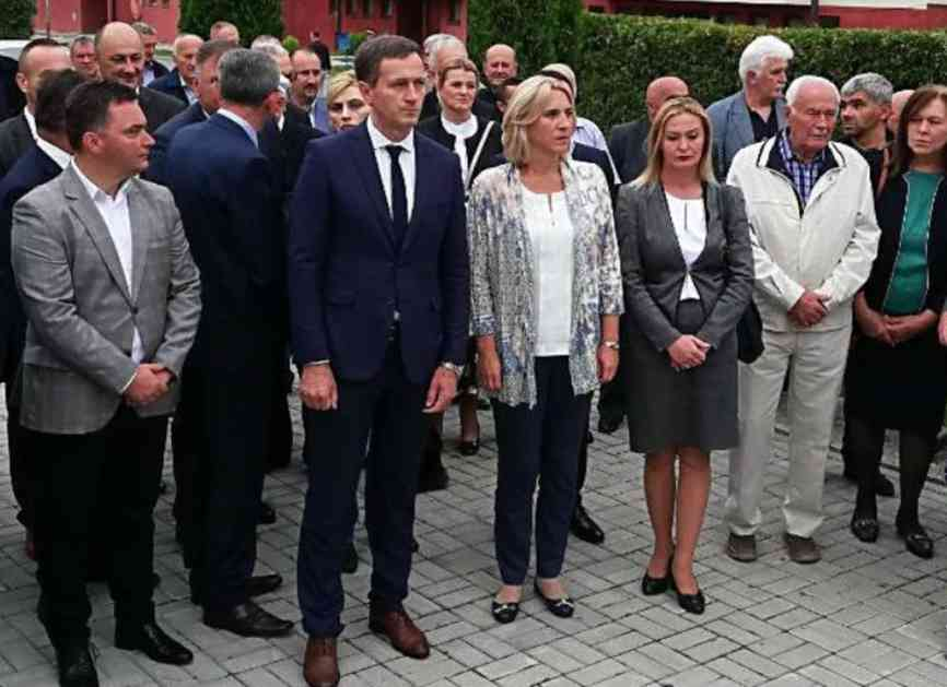 DAN I SLAVA OPŠTINE PALE: Premijerka Republike Srpske na svečanosti (FOTO)