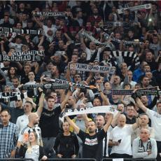 DANAS JE DAN ODLUKE: Grobari OKUPIRALI sajt Evrolige, Partizan je INSTITUCIJA! (FOTO)