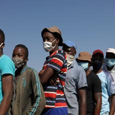 DANAS OGROMAN BROJ POZITIVNIH: Kejp Taun žarište epidemije korone u Južnoj Africi, procene su UŽASNE