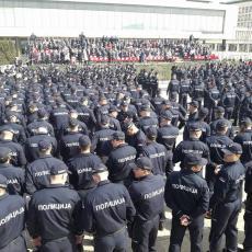 DANAS SE ODRŽAVA VELIKA SVEČANOST: Povodom Dana policije više od 1.000 službenika polaže zakletvu DRŽAVI SRBIJI