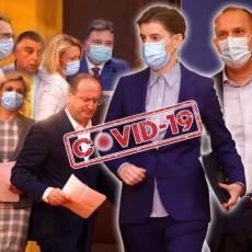 DANAS SEDNICA KRIZNOG ŠTABA: Na stolu konačno popuštanje mera u Srbiji?
