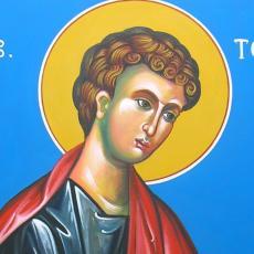 DANAS SLAVIMO JEDNOG OD SVETIH APOSTOLA: Na TOMINDAN gledajte u nebo, jednu stvar vernici NIKAKO NE RADE