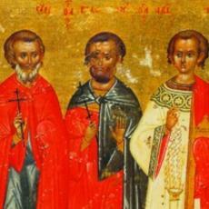 DANAS SLAVIMO SVETE MUČENIKE GURIJA, SAMONA I AVIVA: Izgovorite OVU MOLITVU za spas od muke i nesreće!