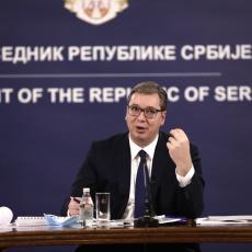 DANAS VAŽAN SASTANAK: Vučić sa šefom Misije OEBS i komandantom NATO