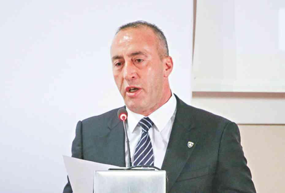 DANIJEL SERVER: Ramuš Haradinaj nema hrabrosti