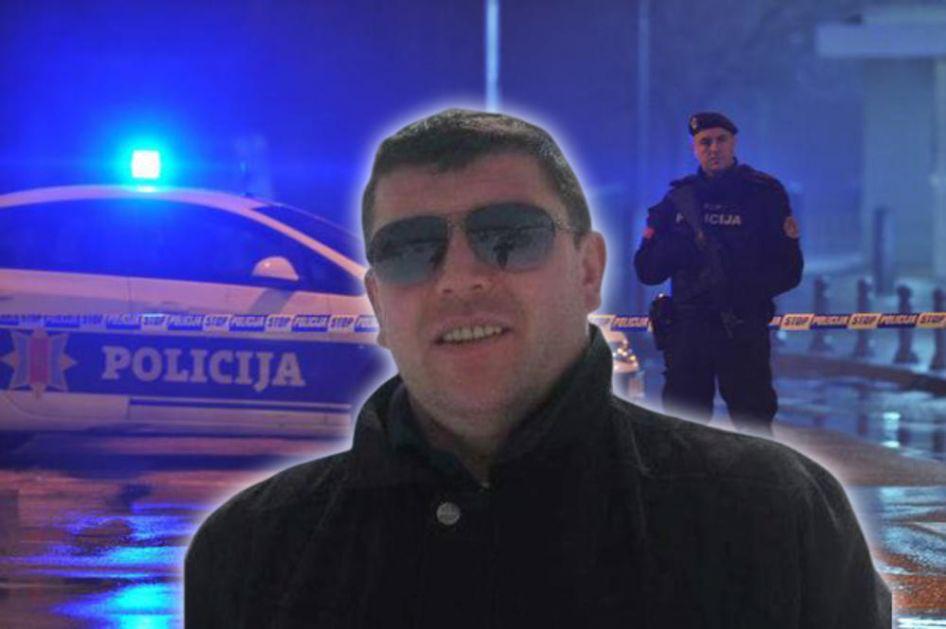 DAO ŽIVOT BRANEĆI NAS! Protestna vožnja zbog tračićno stradalog policajca: Novljani pale sveće na mestu ubistva (VIDEO)