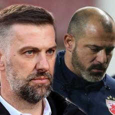 DAVALI SMO SVE JEDAN ZA DRUGOG Sad imaju trenerski okršaj, a Stanković se podsetio Krstajića iz igračkih dana