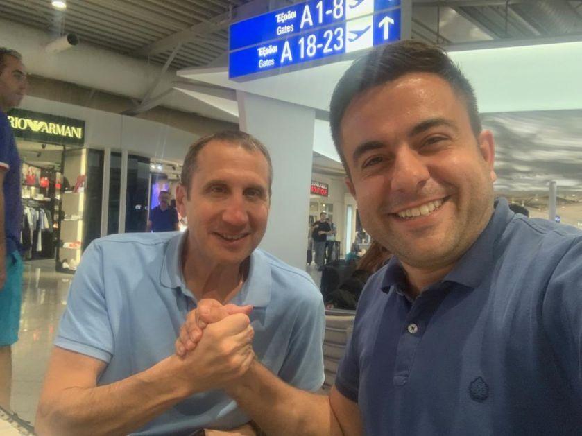 DEJVID BLAT EKSKLUZIVNO ZA KURIR: Srbijo, imaš tim za svetsko zlato!