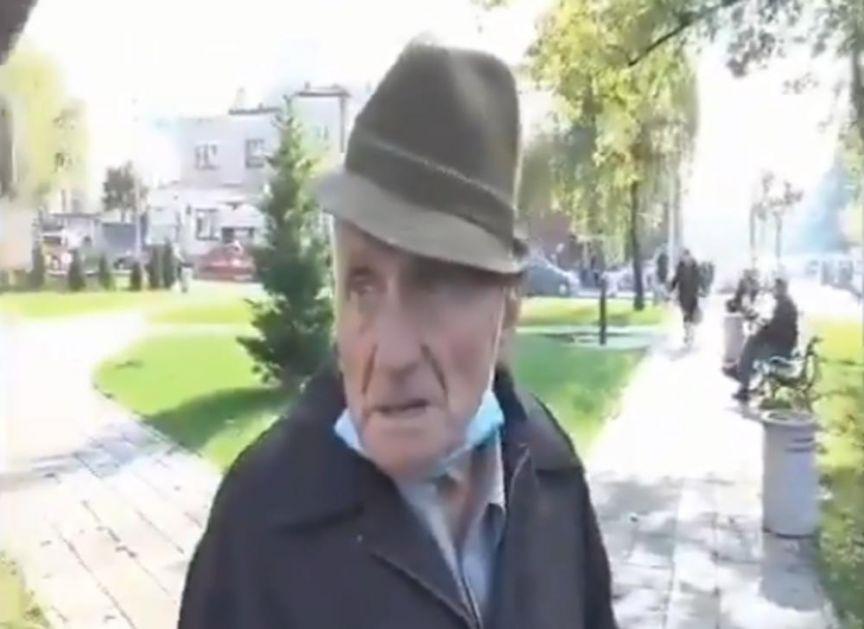 DEKA SA JUGA SRBIJE POSTAO HIT NA INTERNETU: Objasnio kako će da slavi slavu, onda i zapevao i SVE NASMEJAO DO SUZA! VIDEO