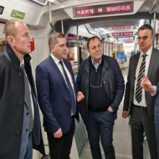 DELEGACIJA BEOGRADA U POSETI MOSKVI: Unapređenje gradskog saobraćaja jedna od tema razgovora