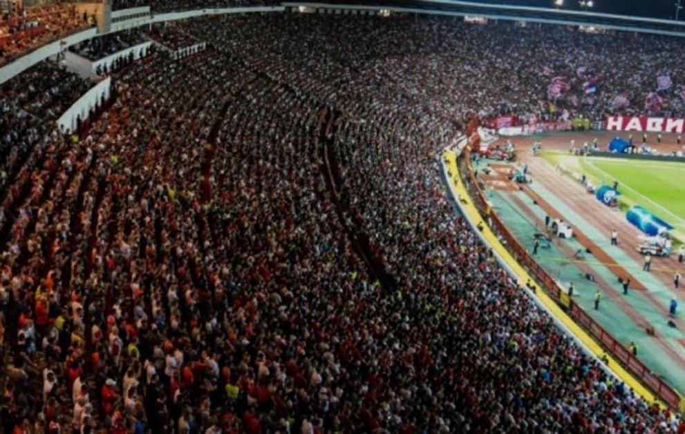 DELIJE, NAVALITE: Počinje slobodna prodaja paketa karata za Ligu šampiona