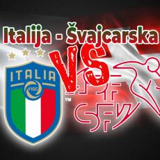 ITALIJA JE SPREMNA ZA VELIKA DELA: Azuri dominirali protiv Švajcarske, briljirao Lokateli (VIDEO)