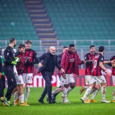 DERBI SERIJE A NA SAN SIRU: Desetkovani Milan ne da TRON protiv Atalante!