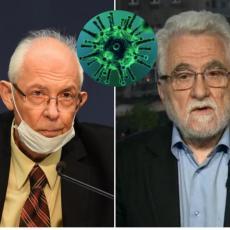 DESILO SE ONO ŠTO NIJE SMELO: Radovanović odgovorio Konu, dva epidemiologa se JAVNO SUPROTSTAVILA!