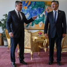 DETALJI NOVE HRVATSKE BRUKE: Zašto je Milanović piroman, Plenković zec i ko je od ministara mađarski potrčko?