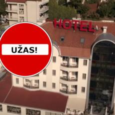 DETALJI TRAGEDIJE U NIŠU: Hotel je predao snimke policiji - bio je u vidno pijanom stanju, ali ipak nije pao sa terase