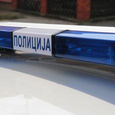 DEVOJKA SE POPELA NA PROZOR PREDSEDNIŠTVA SRBIJE: Scena za nevericu na Andrićevom vencu, policija pokušava da je pomeri