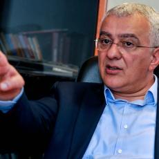 DF NE ODUSTAJE OD LEPOSAVIĆA: Hitno se oglasio Andrija Mandić nakon sastanka sa Krivokapićem