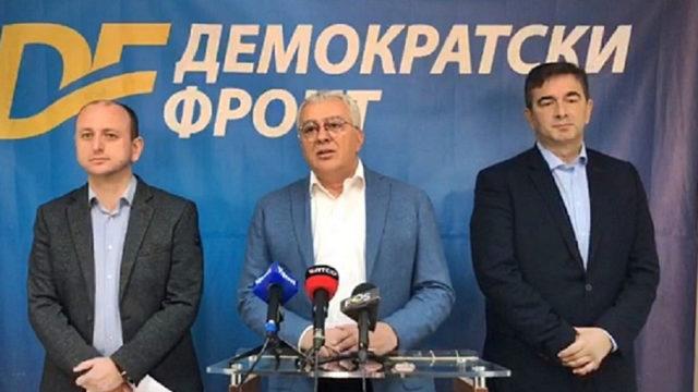 DF: Nacisti iz uredništva RTCG emitovanjem Tompsona ciljano provociraju srpski narod i pravoslavne vjernike