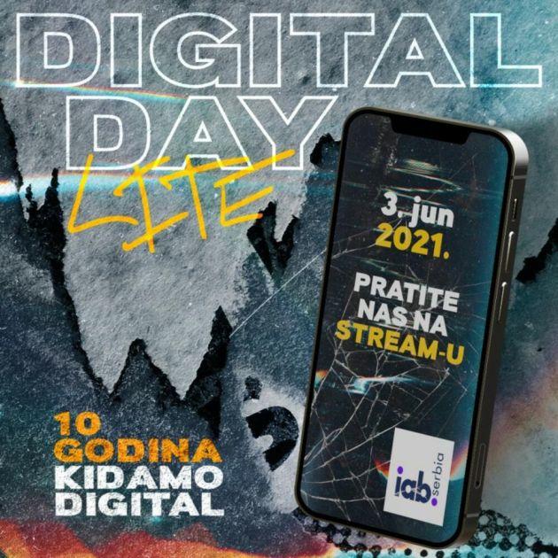DIGITAL DAY LITE! KAKO JE IZGLEDALA PROŠLA DECENIJA U INDUSTRIJI DIGITALA: Digitalna (r)evolucija i 10 godina kako kidamo digital